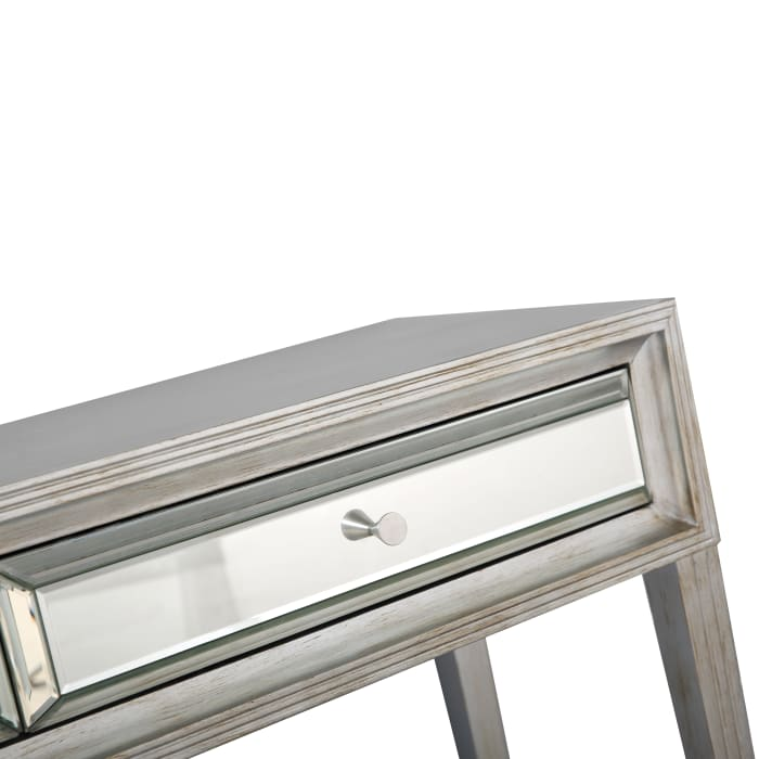 Delaney Wall Mirror and Console Table Set