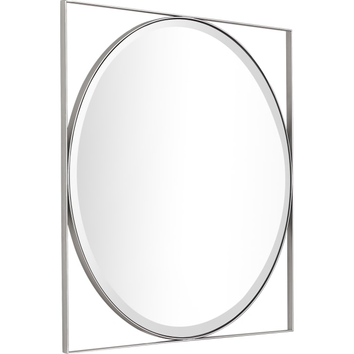 Covington Round Wall Mirror