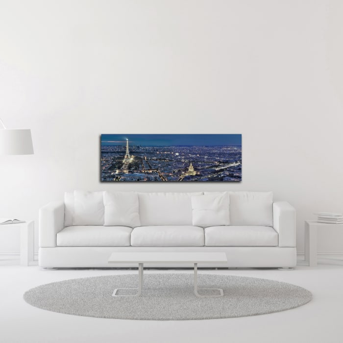Paris Le Nuit No. 1 by Alan Blaustein Wrapped Canvas Wall Art