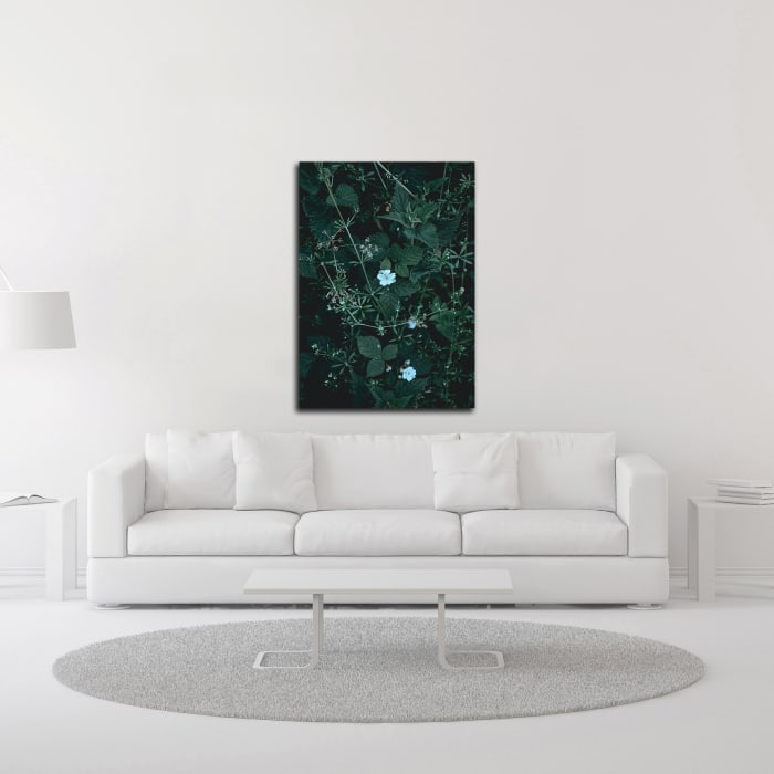 Greenery by Design Fabrikken Wrapped Canvas Wall Art