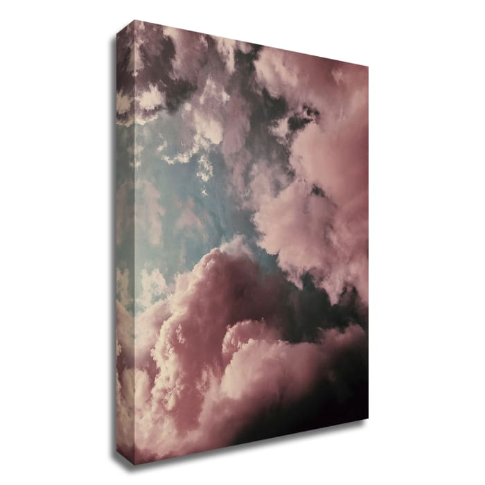 Lucy in the Sky by Design Fabrikken Wrapped Canvas Wall Art