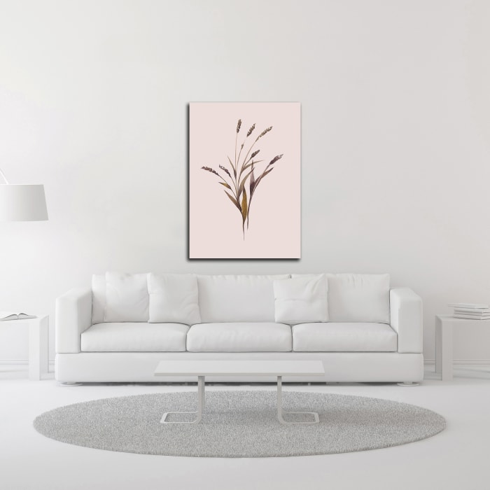 Wheat by Design Fabrikken Wrapped Canvas Wall Art