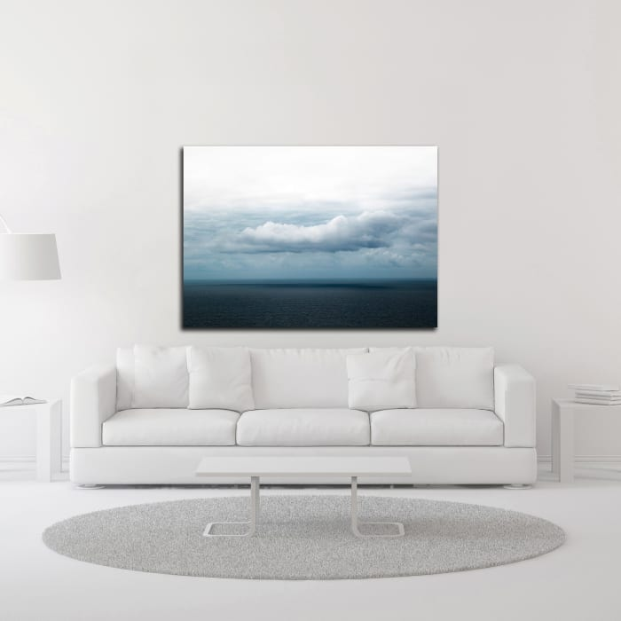 Bishop 3 by Design Fabrikken Wrapped Canvas Wall Art