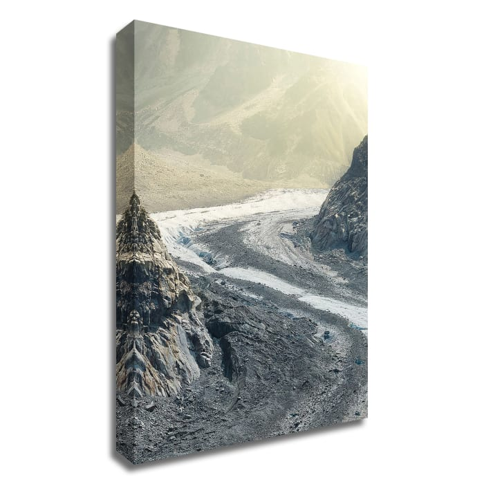 Bishop 11 by Design Fabrikken Wrapped Canvas Wall Art