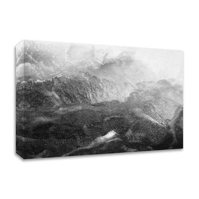 Black Motion by Design Fabrikken Wrapped Canvas Wall Art