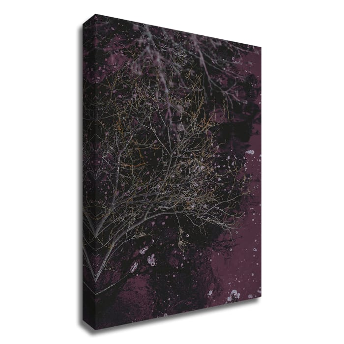 River of Wine by Design Fabrikken Wrapped Canvas Wall Art