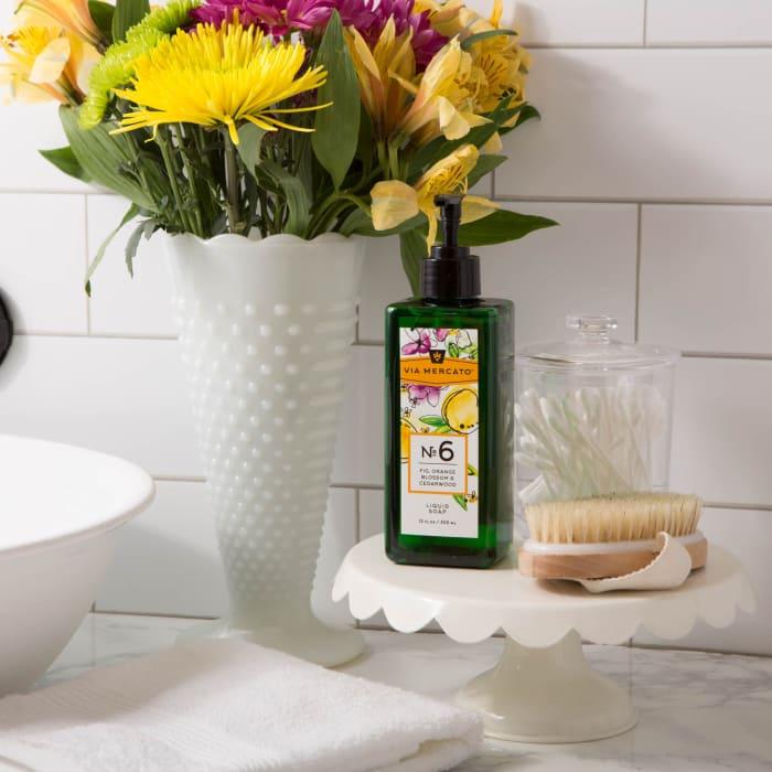 Via Mercato No. 6 Liquid Hand Soap