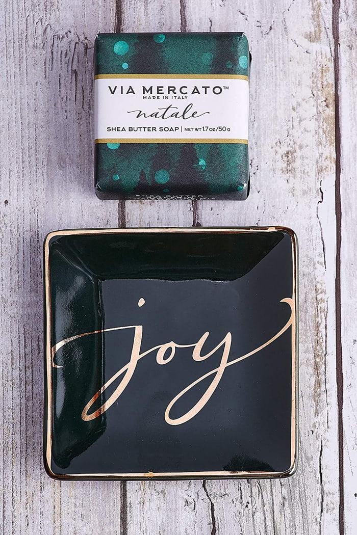 Joy Soap & Trinket Set