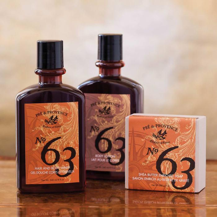 63 Men's 240ml Shower Gel