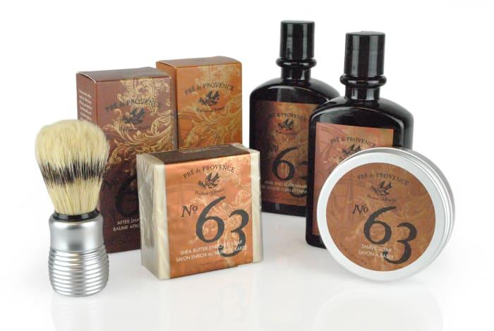 No. 63 In Tin Men's Shaving Soap