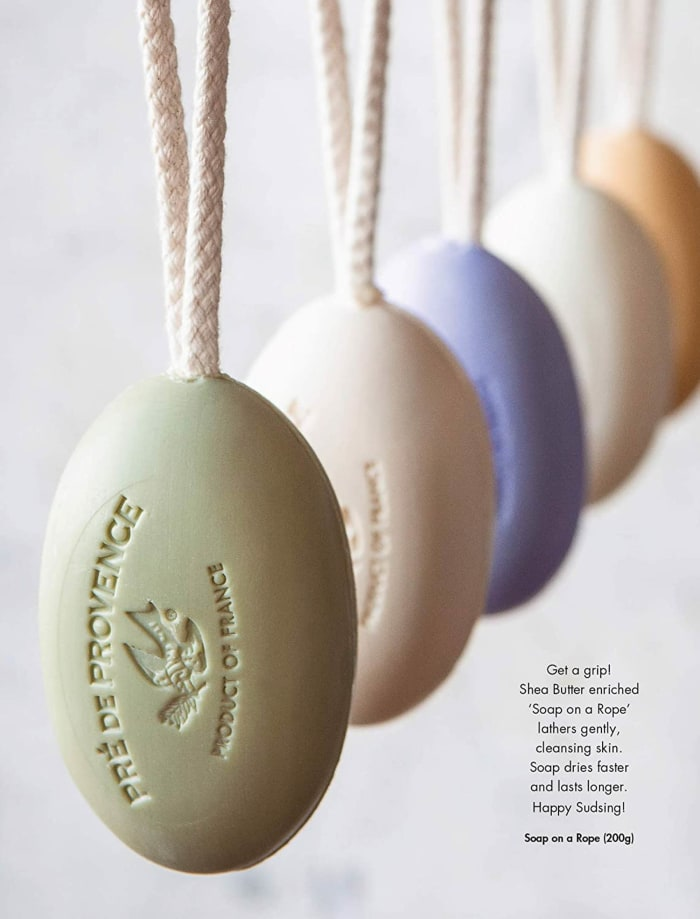 Sea Salt On A Rope Soap