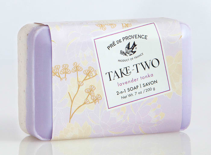Take Two Lavender Tonka Soap