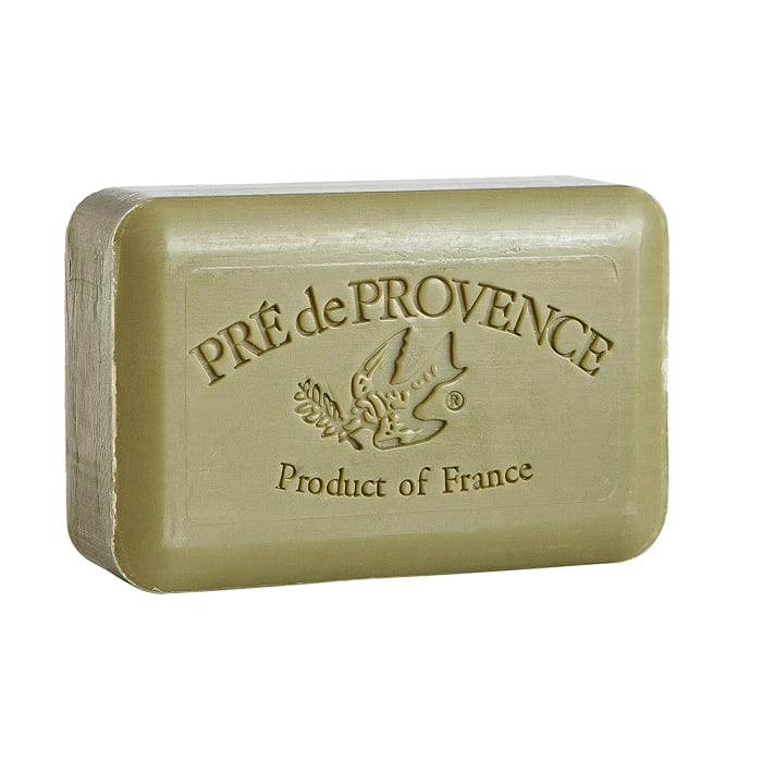 Olive Oil And Lavender Soap