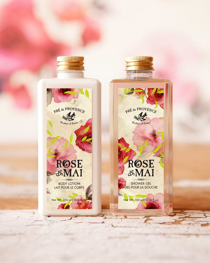 Rose De Mai Lotion