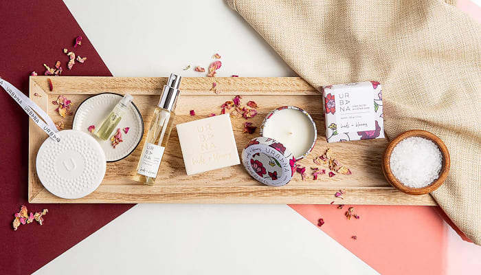 Urbana Buds + Blooms Bath Salts