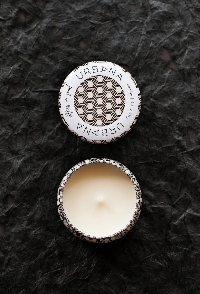 Citrus + Seed Mini Candle