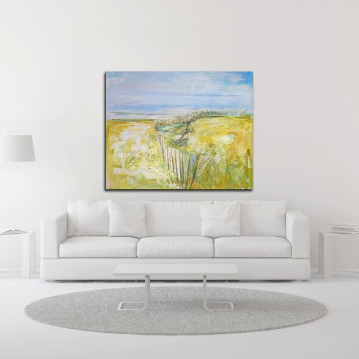 The Beach II by Mila Apperlo Wrapped Canvas Wall Art