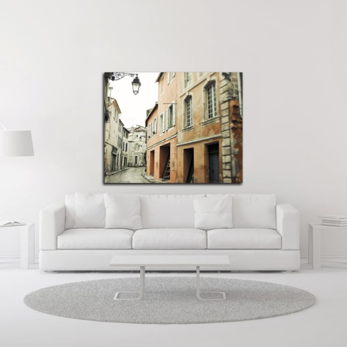 Three Lamps by Lupen Grainne Wrapped Canvas Wall Art