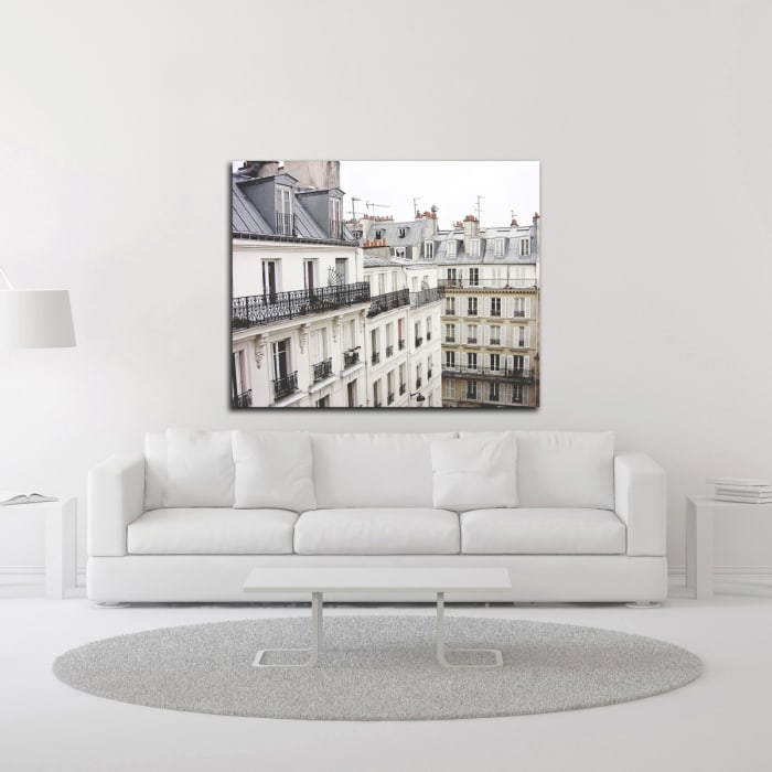 Montmartre by Lupen Grainne Wrapped Canvas Wall Art