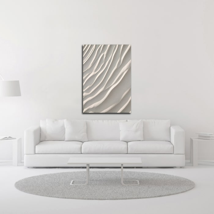 Sand by Design Fabrikken Wrapped Canvas Wall Art