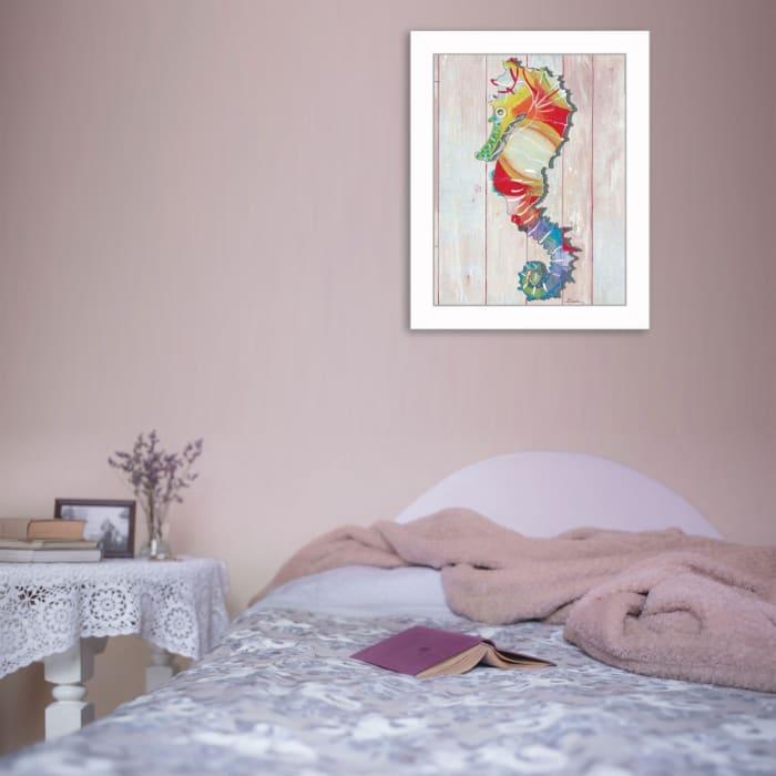 Seahorse II By Sear Framed Wall Art