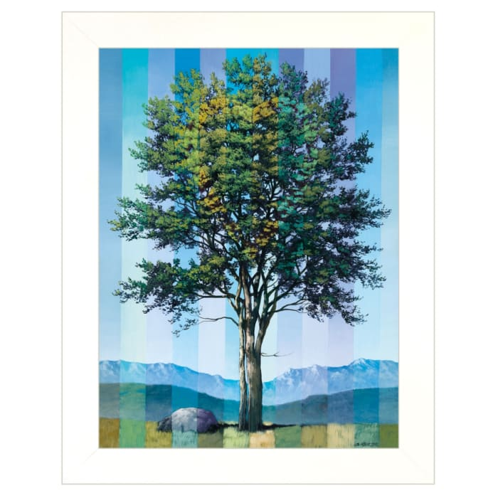 When Love Grows by Tim Gagnon Framed Wall Art