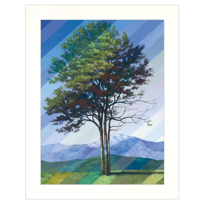 Catching Light as Time Passes by Tim Gagnon Framed Wall Art