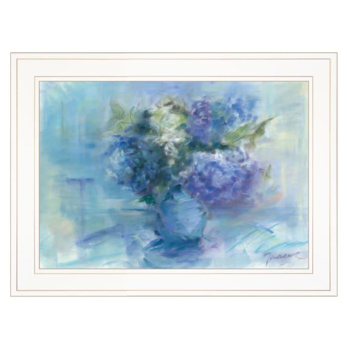 Bouquet By Tracy Owen Framed Wal Art