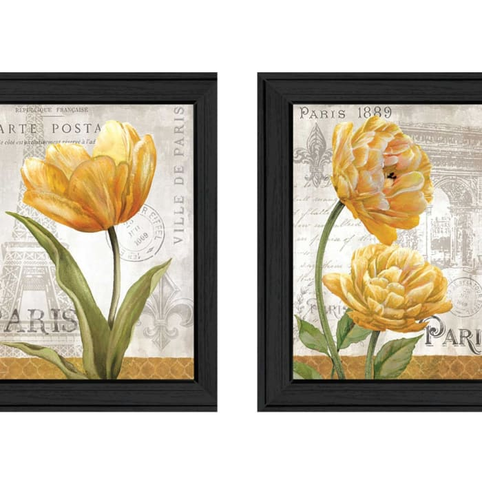 Paris Collection By Ed Wargo Framed Wall Art