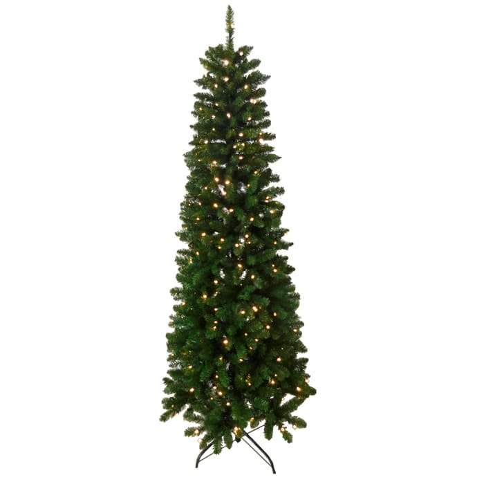 6.5 Ft Slim Christmas Tree