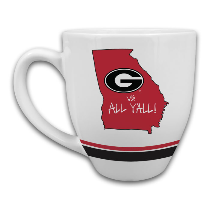 Georgia State Set of 2 Mugs