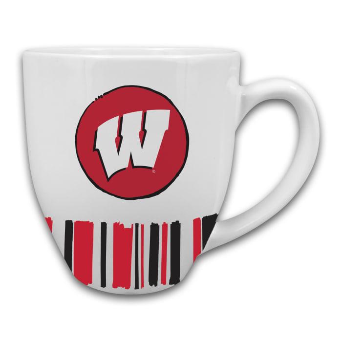 Wisconsin Heart Set of 2 Mugs