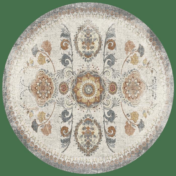 Mosaic Vinyl Placemat Set of 4