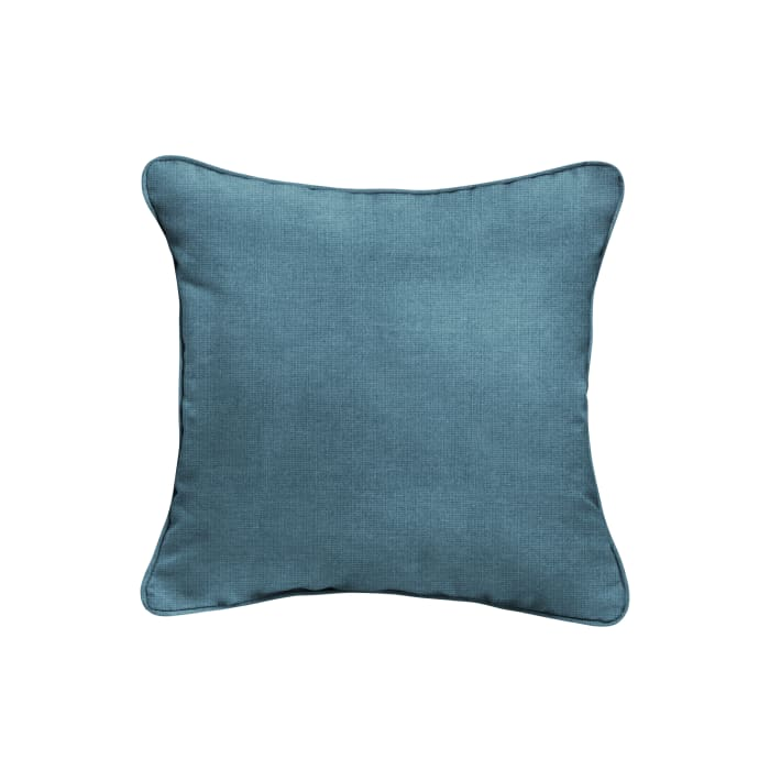 Sunbrella Denim Set of 2 Outdoor Pillows