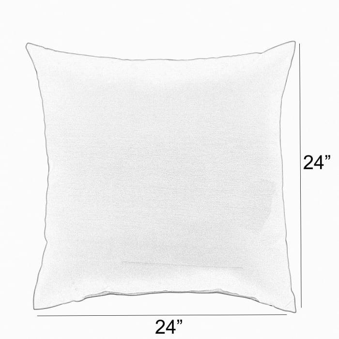 Sunbrella Carousel Confetti Aruba XL Set of 2 Outdoor Pillows