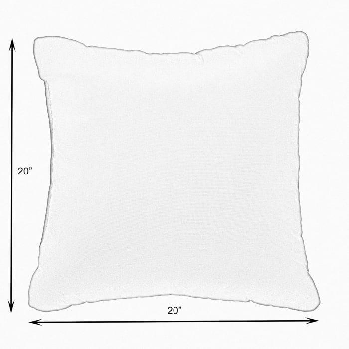 Sunbrella Dupione Laurel Set of 2 Outdoor Pillows