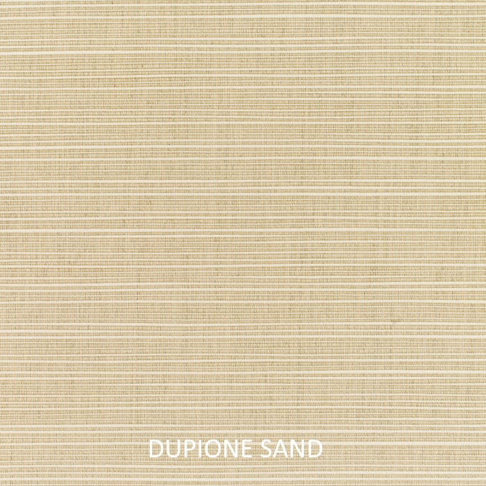 Sunbrella Dupione Sand  Set of 2 Outdoor Lumbar Pillows