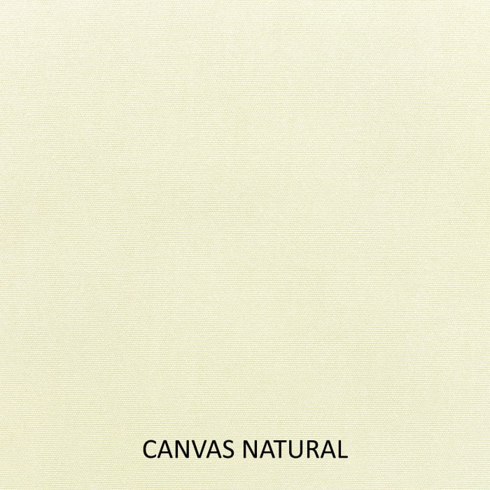 Sunbrella Canvas Natural/Canvas Henna Set of 2 Outdoor Lumbar Pillows