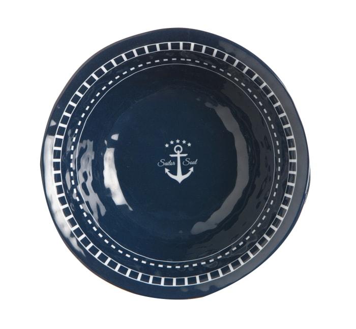 Sailor Set of 6 Melamine Soul Bowls