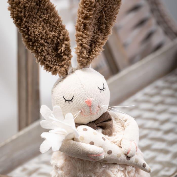 Bunny With Telescopic Legs