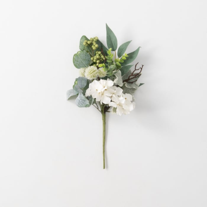 Hydrangea Foliage Pick