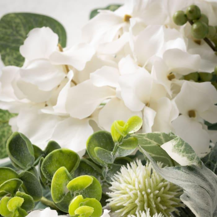 Hydrangea Foliage Garland