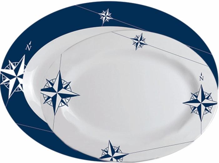 Northwind Oval Serving Platters Set of 2