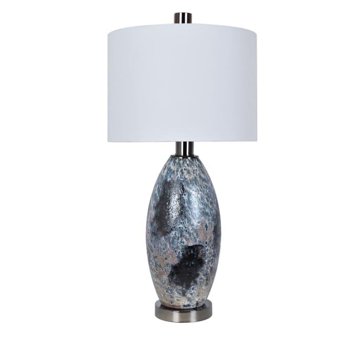 Luca Glass Table Lamp