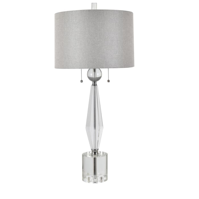 Waverly Crystal Table Lamp