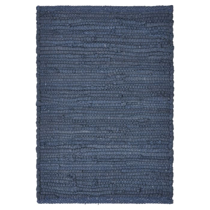 Solid Deep Blue Set of 4 Place Mat