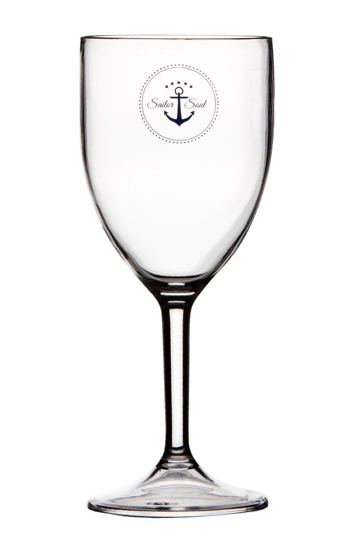 Sailor Soul Set of 6 Wine Glasses