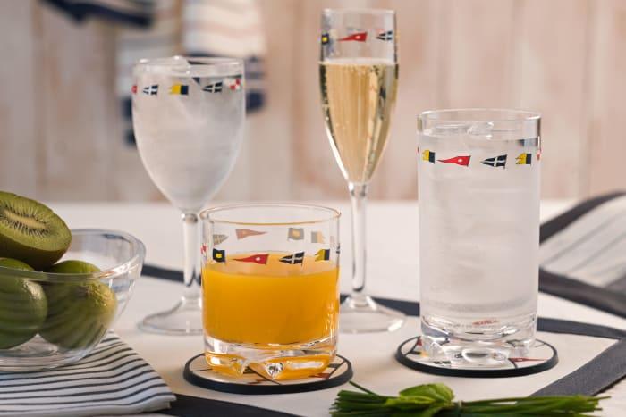 Regatta Set of 6 Water Glasses