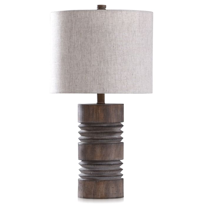 Ribbed Table Lamp