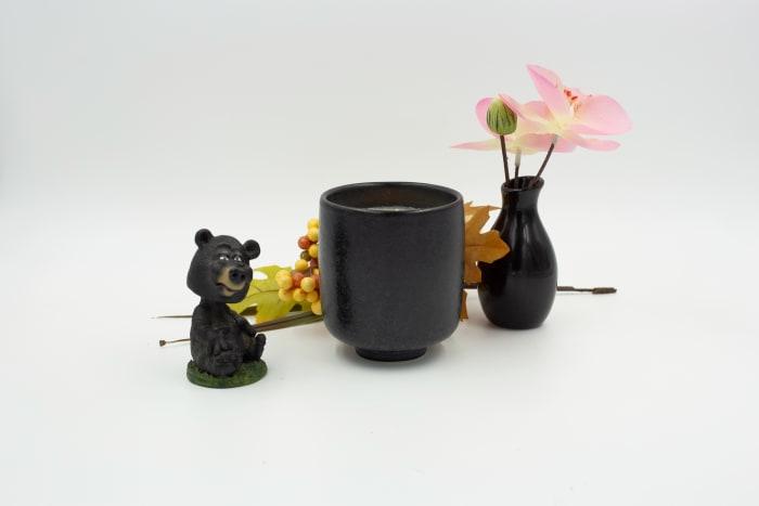 Kaori Cup Luxury in Bamboo Green Tea Candle
